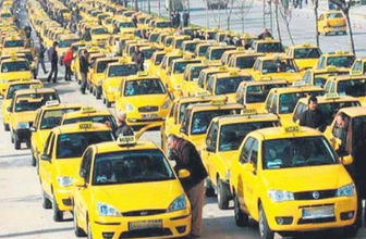 Taksilere kamera takılmasına mahkemeden iptal