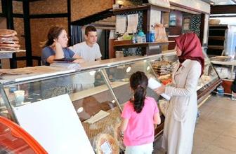 Esenler ekmeğini paylaşıyor 33 fırın projeye katkı sunuyor