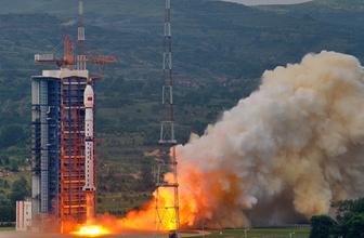 Çin yeni gözlem uydusu fırlattı