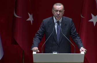 Erdoğan'dan CHP'ye sert sözler:  Hesap sormaya davet ediyorum
