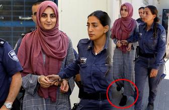Ayağına pranga vurdular Türk vatandaşı Ebru Özkan'a 4 suçlama