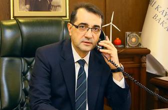 Yeni Enerji ve Tabi Kaynaklar Bakanı Fatih Dönmez kimdir nereli