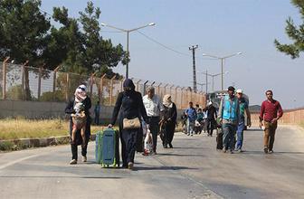 Bayrama giden 3 bin Suriyeli dönmedi! Bir daha giremeyecekler...