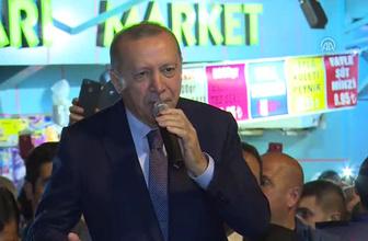 Erdoğan: Onların doları varsa bizim de halkımız var