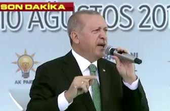 Cumhurbaşkanı Erdoğan: Faiz lobileri boşuna heveslenmesin