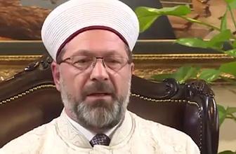 Diyanet İşleri Başkanı'ndan Adnan Oktar açıklaması
