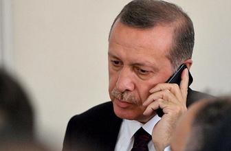 Erdoğan, Kuveyt Emiri ile görüştü!