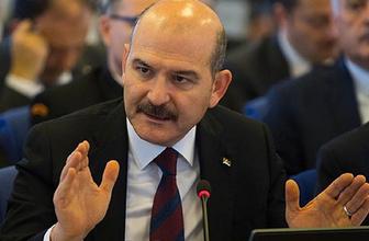 Bakan Soylu'dan vatandaşa uyarı: PKK'ya gidiyor