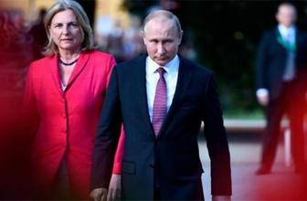 Putin o Avrupa ülkesini karıştırdı!