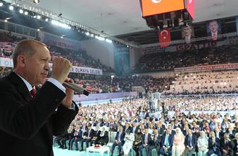 AK Parti'de seçim günü yönetim değişti Erdoğan'dan dünyaya mesaj