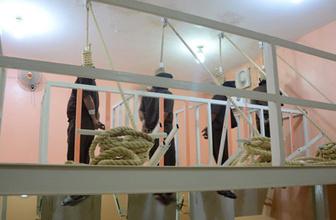 İran'da bu sabah 6 kişi idam edildi