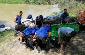 Sakarya Nehri'ne düşen gencin cesedi bulundu