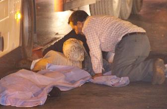 Konya'da feci kaza! Anne ve babanın yıkıldığı an