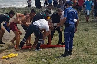 Samsun'dan acı haber! 3'ü aynı aileden 4 kişi boğuldu