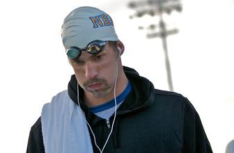 10 yaşındaki Superman Michael Phelps'in rekorunu kırdı!