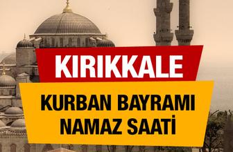 Kırıkkale Kurban bayramı namaz saati : 06:44