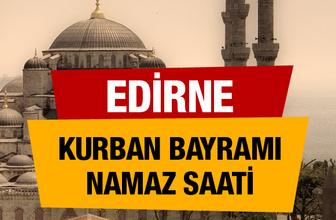 Diyanet bayram namazı saatleri Edirne saati : 07:09