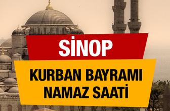 Sinop Kurban bayramı namaz saati : 06:35