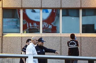 ABD Büyükelçiliğine saldıran iki zanlı yakalandı