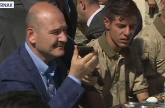 Cumhurbaşkanı Erdoğan Kato Dağı'ndaki askerlere seslendi