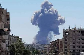 Yunanistan'da şiddetli patlama!