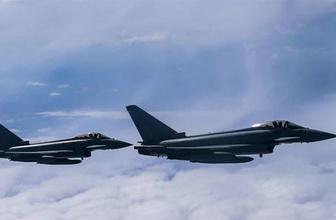 Dünya diken üstünde: Savaş uçakları havalandı! Rus jetleri...