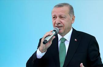 Erdoğan'dan Malazgirt Zaferi mesajı! Hiç kimse bizi alıkoyamayacak
