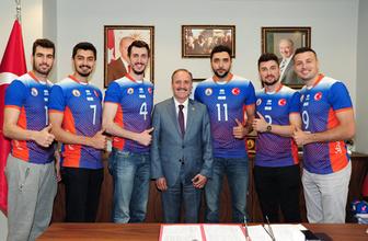 Efeler Ligi ve Avrupa Şampiyonlar Ligi'nde mücadele eden BBSK sezonu açıyor
