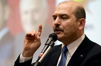 Bakan Soylu'dan, 'Erdoğan Portresi' genelgesi