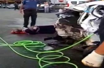 Karadeniz Sahil Yolu'nda feci kaza! Ölü ve yaralılar var