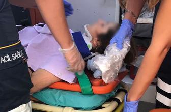 Karısının boynunu kesti balkondan attı sonrası daha korkunç