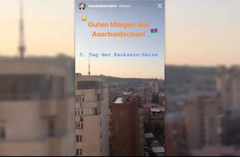 Merkel'den büyük gaf! Instagram'dan paylaştı olay oldu