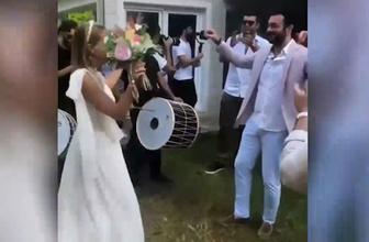 Bengü evleniyor! İşte düğünden ilk görüntüler
