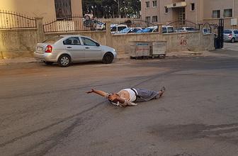 Pompalı dehşeti: Polise ateş açınca ayağından vuruldu!