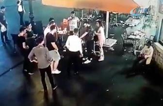 AVM'de satırlı saldırgan dehşeti