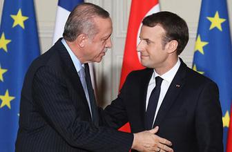 Macron'dan bir Türkiye çıkışı daha!
