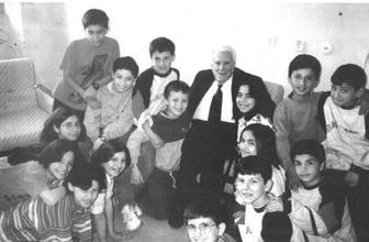 Merhum Sezai Türkeş vefatının 20. yılında mezarı başında anıldı