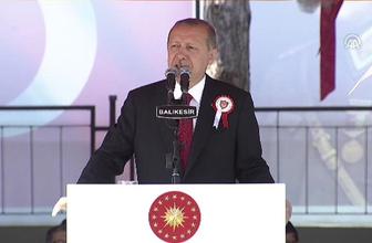 Cumhurbaşkanı Erdoğan'dan flaş döviz açıklaması