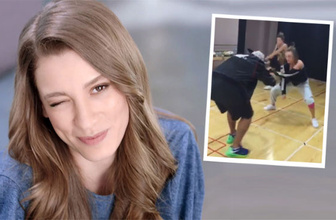 Serenay Sarıkaya 7 milyona bu videoyla teşekkür etti!