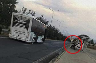 Engelli vatandaşı bırakıp gitti: Sosyal medya yakalattı!