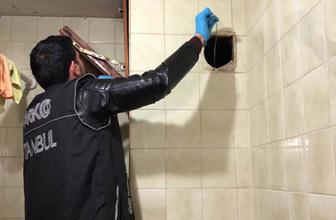 Polis bile şoke oldu! Banyodaki ipi çektikçe...