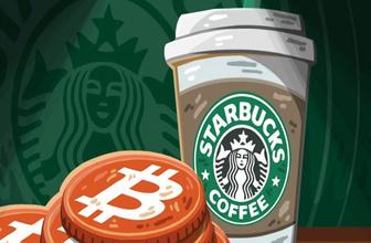 Starbucks 'tan Bitcoin ile ilgili açıklama