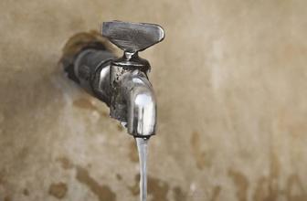 İSKİ su kesintisi Kağıthane'de sular ne zaman gelecek saati