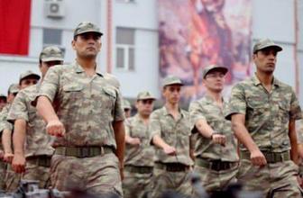 Bedelli askerlik başvuru kılavuzu 2018 yeni şartlar