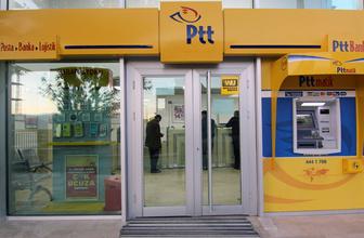 PTT'de yapılan ürün satışları nelerdir?
