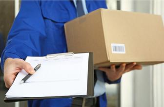APS kurye ve taahhütlü gönderilerimi nasıl teslim edeceğim?