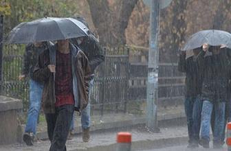 Karabük'ü sel vurdu saatlik tahmin meteoroloji duyurdu
