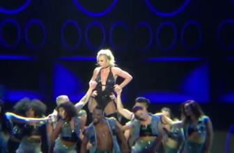 Britney Spears, dansıyla Berlin'i salladı!