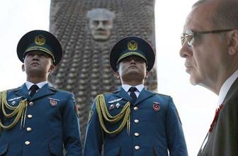 Erdoğan'dan Kırgız teğmenlere jest! Yanında götürecek
