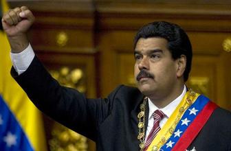 Venezuela 'darbe planı' iddiasıyla ilgili ABD'yi suçladı